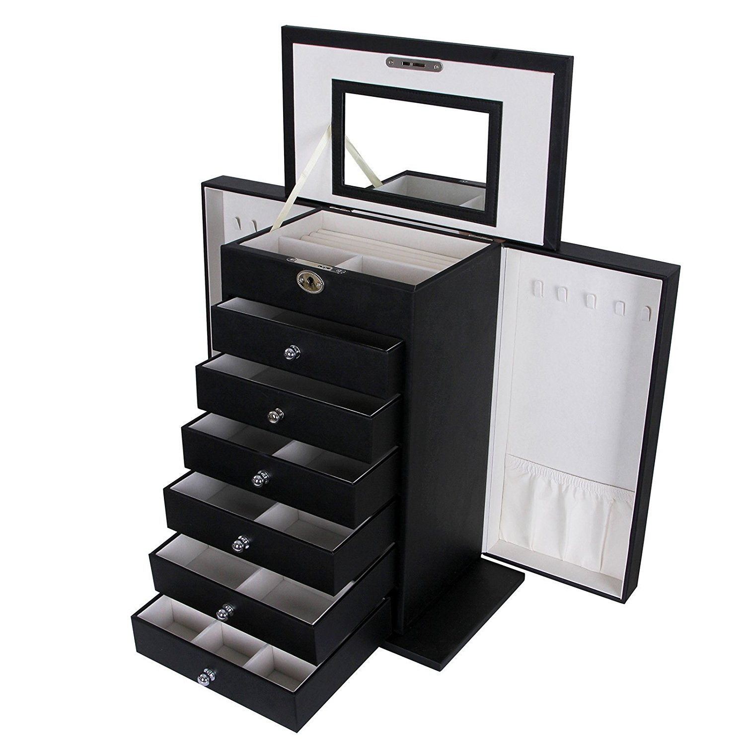 Best Jewelry Box Top 10 Jewelry Box Reviews Amp Buyer S Guide