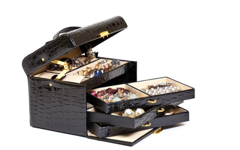 Best Jewelry Box- Top 10 Jewelry Box Reviews & Buyer's Guide
