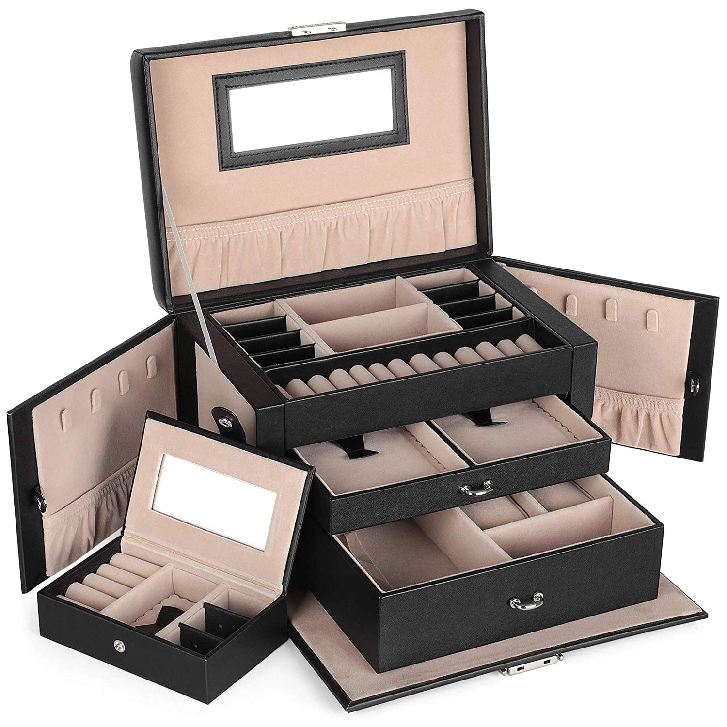 The 10 Best Jewelry Boxes 2019